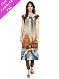 Exclusive Designer Multi Color Kurti