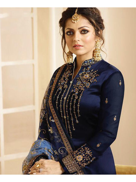 Designer and Beautiful Straight Cut Suit