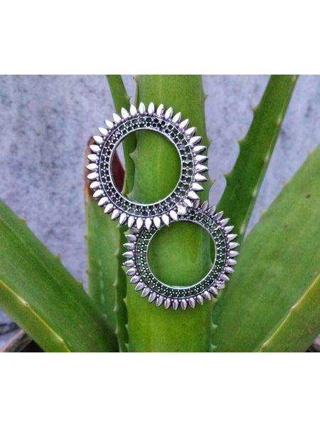 Beautiful Silver Color Earring