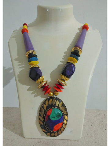 Beautiful Multi Color necklace