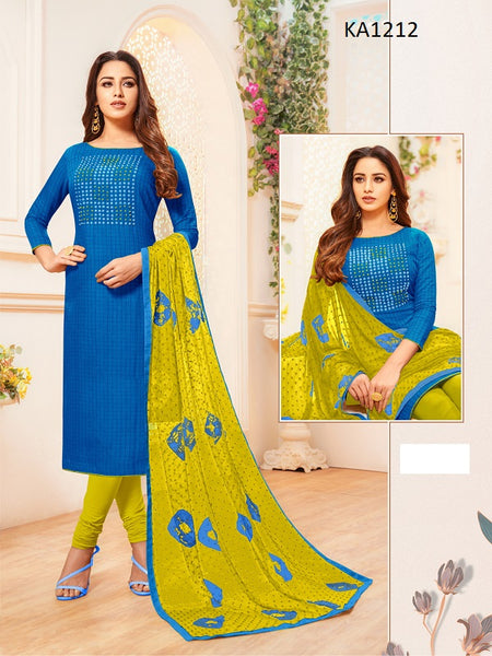 Beautiful and Designer Straight Cut Suit