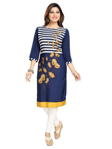 3XL DIGITAL PRINT LADIES KURTI