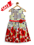 Multicolour Kids Frock (4-6Yrs)