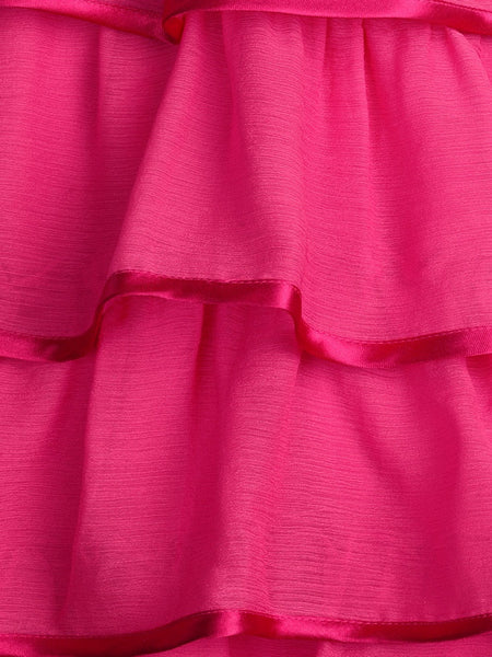 Beautiful Pink Kids Dress (4-6Yrs)