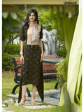 Beautiful Designer Printed Deep Green Color Rayon Kurti