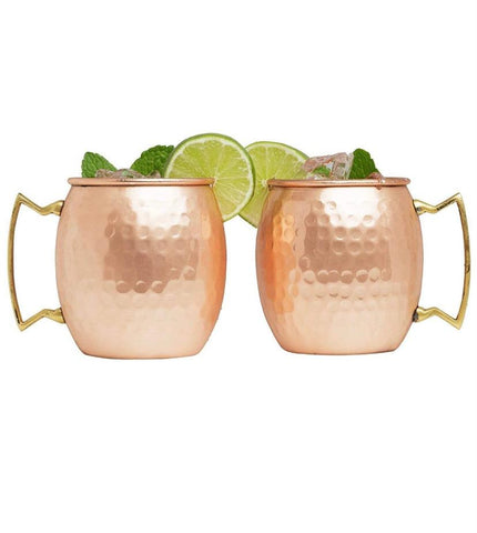 Copper Mug Set - 600ml