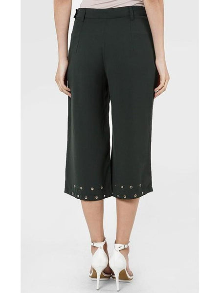Chain Cropped Pant