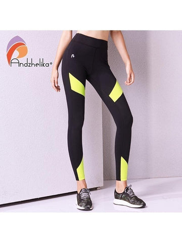 Elastic Tights Yoga Pants