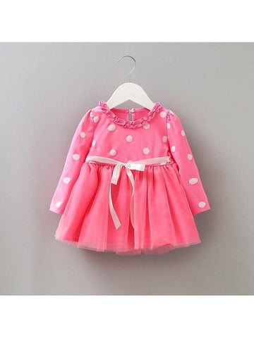 autumn winter newborn infant baby clothes dress for baby girl clothing princess party Christmas dresses tutu dress