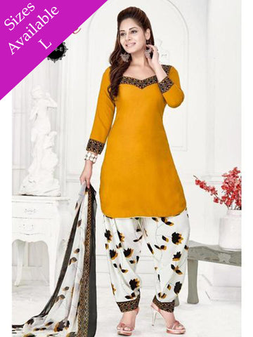 Designer and Beautiful Patiala Suit