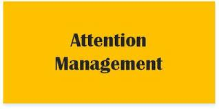 Attention Management - Online Training Course - Certificate in Attention Management - Short E-Learning Course - The Mandatory Training Group -