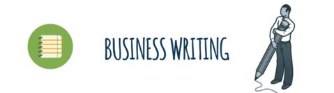 Business Writing - Online Training Course - Certificate in Business Writing - How to Improve Your Business Writing - The Mandatory Training Group -