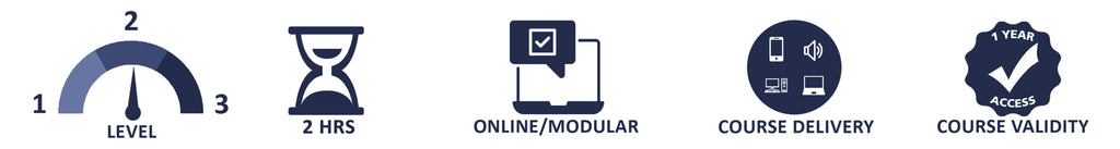 CSTF Moving and Handling People Level 2  - Online Training Course - The Mandatory Training Group UK -
