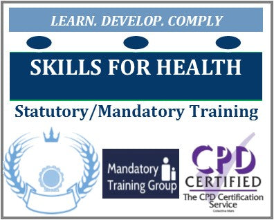 CSTF Training Courses - List of Skills for Health UK Core Skills Training Framework subjects - List of Mandatory Training Courses CSTF - The Mandatory Training Group UK -