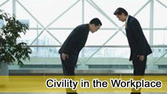 Civility in the Workplace - Online Training Course - Certificate in Workplace Civility - Civility & Respect in the Workplace - The Octrac Consulting -