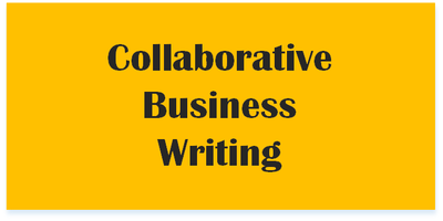 Collaborative Business Writing - Online Training Course - Certificate in Collaborative Business Writing - Short Course - The Mandatory Training Group -