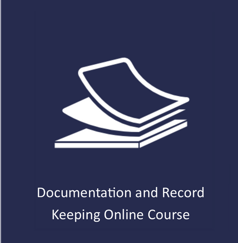 Documentation and Record Keeping Training | Online CPD Course