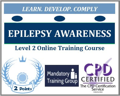 Epilepsy Awareness Training - Level 2 Online CPD Accredited Course