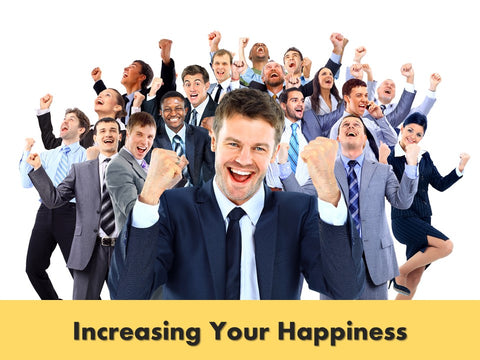 Increasing your Happiness - Online Training Course & Certification - Learn Core Skills that Will Increase your Happiness - The Mandatory Training Group -
