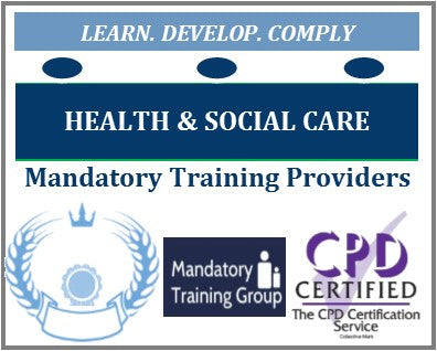 Is there CQC approved mandatory training - is there CQC accredited mandatory training - list of CQC mandatory training courses - The Mandatory Training Group UK -