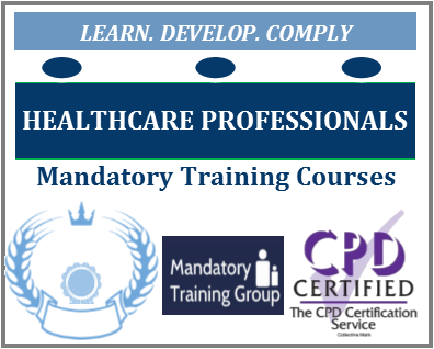 Leading Healthcare Mandatory Training Providers in the UK - E-Learning for Healthcare Providers - The Mandatory Training Group UK -