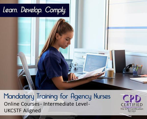 Mandatory + Statutory Training for Agency Nurses - The Mandatory Training Group UK -