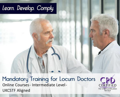 Mandatory + Statutory Training for Locum Doctors - The Mandatory Training Group UK -