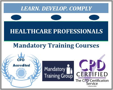 Mandatory Training Courses for Healthcare Professionals & Providers -   Mandatory Training Courses for Healthcare & Social Care Providers - The Mandatory Training Group UK -