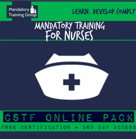 Mandatory Training Courses for Nurses - Skills for Health Aligned E-Learning Courses - CPD Courses for NMC Revalidation - The Mandatory Training Group UK -