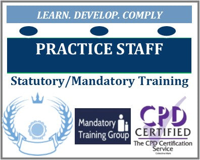 Mandatory Training for GP Surgeries - Mandatory Training in General Practice - GP Practice Staff Mandatory Training Courses - The Mandatory Training Group UK -