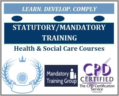 Mandatory and Statutory Training Courses for Healthcare Professionals - NHS Skills for Health Aligned Training - The Mandatory Training Group UK -