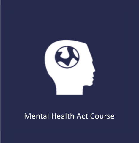 Online Mental Health Act Training Course -