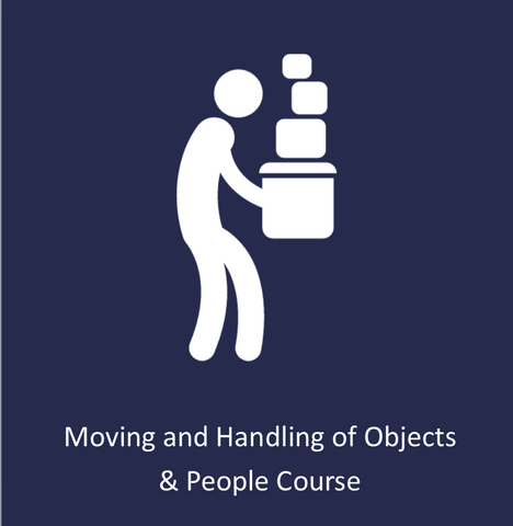 Online moving and handling training course -