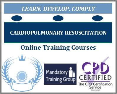 Online Resuscitation and Basic Life Support Training Courses - E-Learning Courses - Online Basic Life Support (BLS) Training Courses - The Mandatory Training Group UK -
