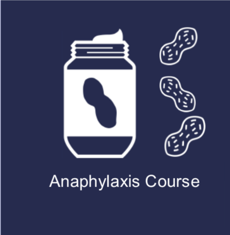 Online anaphylaxis training course – epipen training