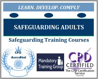 Safeguarding Adults at Risk Training Courses and Qualifications - Online Safeguarding Vulnerable Adults Training Courses - The Mandatory Training Group UK -