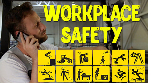 Safety in the Workplace - Online Training Course - Certificate in Safety in the Workplace - Health & Safety - The Mandatory Training Group -