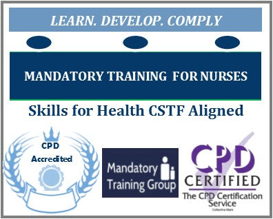 Statutory & Mandatory Training Courses for Nurses & Nursing Staff - Nurses and Care Staff Statutory & Mandatory Training Courses - The Mandatory Training Group UK -