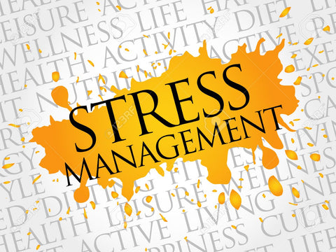 Stress Management - Online Training Course - Certificate in Stress Management - Improve Health & Well-being  - The Mandatory Training Group -