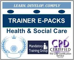 Train the Trainer Courses - Trainer Packs for Healthcare & Social Care Providers -