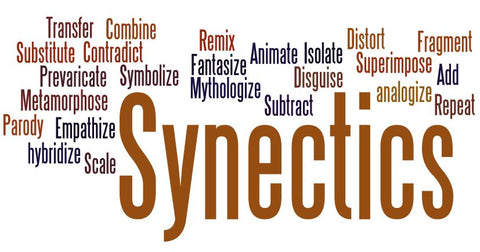 What is synectics - An innovative approach to problem-solving -