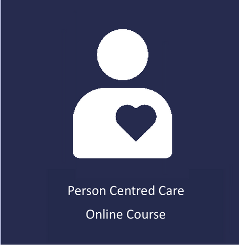 online person centred care training course - UK provider