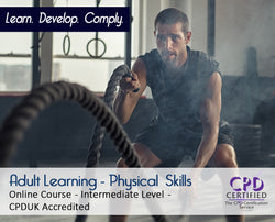 Adult Learning - Physical Skills – Online Training Course – The Mandatory Training Group  UK -
