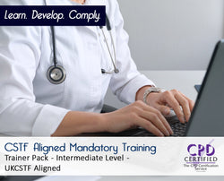 CSTF Aligned Mandatory Training - CPDUK Accredited - The Mandatory Training Group UK -