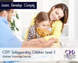 CSTF Safeguarding Children Level 2 - UKCSTF Aligned - The Mandatory Training Group UK -