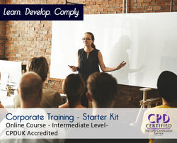 Corporate Training - Online Training Course - The Mandatory Training Group UK -