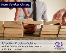 Creative Problem-Solving - Online Training Course - The Mandatory Training Group UK -