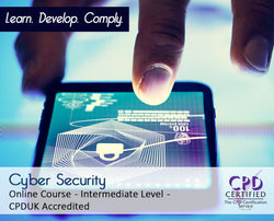 Cyber Security - Online Training Course - The Mandatory Training Group UK -