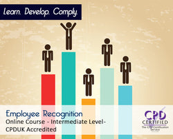 Employee Recognition- Online Training Course - The Mandatory Training Group UK -