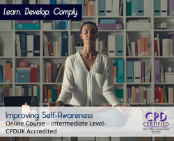 Improving Self-Awareness - Online Training Course - The Mandatory Training Group UK -